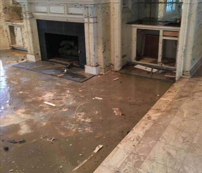 Residential Water Damage Restoration in Old Saybrook CT