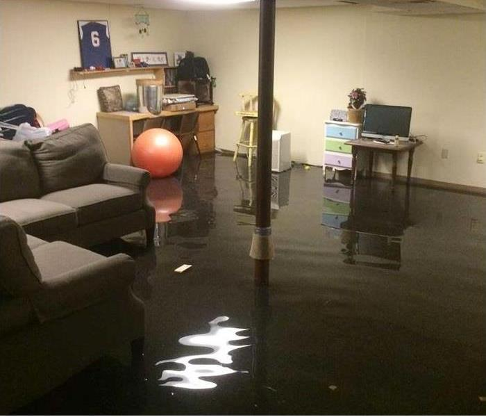 Water Damage Restoration in Saybrook Connecticut