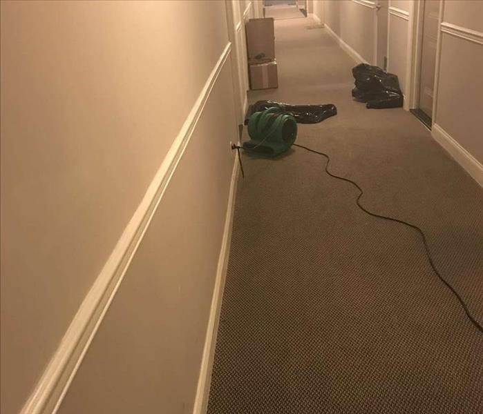 Commercial Water Damage Cleaning in Old Saybrook, CT